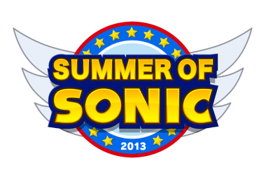 Logo Summer of Sonic 2013